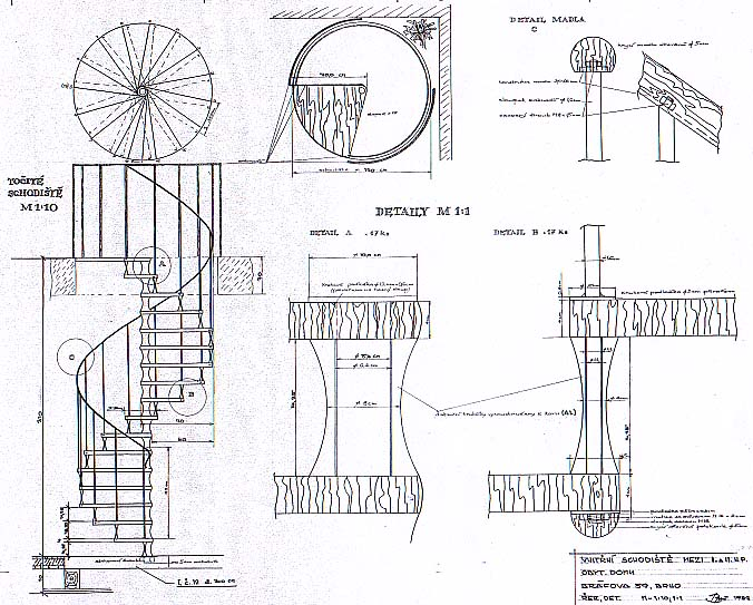 How To Draw Stair A Spiral